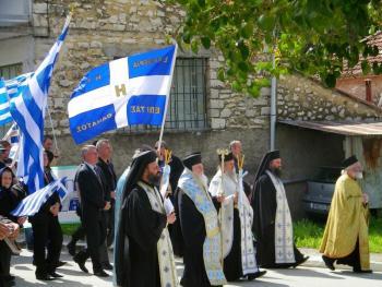 Στο Δελβινάκι εορτάστηκε η 100η Επέτειος της Αυτονομίας της Βορέιου Ηπείρου και η υπογραφή του Πρωτοκόλλου της Κερκύρας