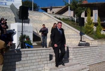 Τιμήθηκε στο Αλύκο η 24η Επέτειος  Μνήμης των 4 μαρτύρων της Δημοκρατίας