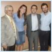 Με τον πρόεδρο του Παγκοσμίου Συμβουλίου  Ηπειρωτών κ. Χρυσόστομος Δήμου