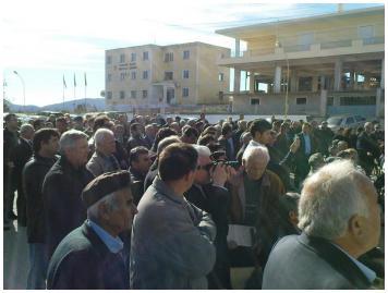 12 Δεκεμβρίου 2010 : Εκδήλωση τιμής και μνήμης
