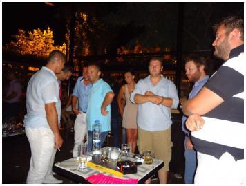 """Καλοκαιρινό Party της """"Νεολαίας Βορειοηπειρωτών"""" 2012"""