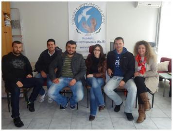 """Ολοκληρώθηκε η 4η Εθελοντικής Αιμοδοσίας  της """"Νεολαίας Βορειοηπειρωτών"""""""