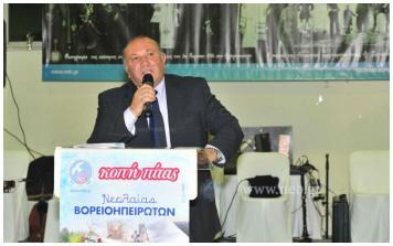 Γεώργιος Τζομάκας: Αντιπρόεδρος «Ομόνοιας»