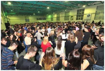 Σε επετειακό κλίμα και με εθνική υπερηφάνεια η εκδήλωση της Νεολαίας Βορειοηπειρωτών για την Κοπή Πίτας του νέου έτους!