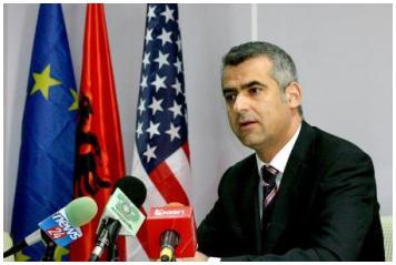 Ο Βαγγέλης Ντούλες αντιπρόεδρος της Αλβανικής Βουλής;