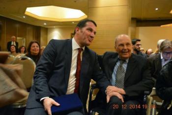 Πέτρος Καψάσκης στην εκδήλωση του ομίλου για την UNESCO Τ.Λ.Ε.Ε. : Η Ελλάδα να διεισδύσει εκπαιδευτικά και πολιτιστικά στη Β. Ήπ