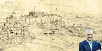 Γελάνε και τα μάρμαρα του Παρθενώνα με τον Ράμα που δηλώνει πως «η Ακρόπολη διασώθηκε από έναν Αλβανό»