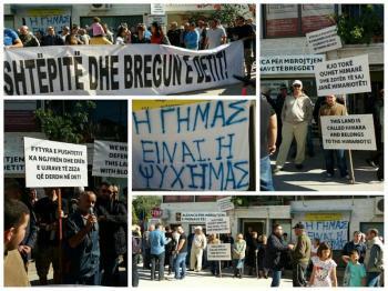 το ΕΕΜΜ ΜΕΓΚΑ για τις κατεδαφίσεις στη Χιμάρα