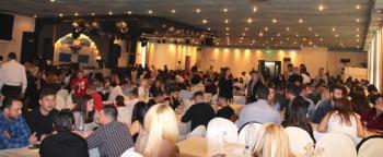 Συγκινητική η  στήριξη  των νέων μας στη Φιλανθρωπική Εκδήλωση