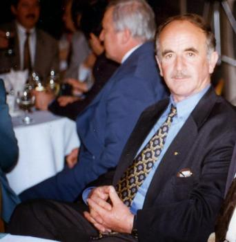 «ΕΦΥΓΕ» ο πρώην πρόεδρος της «ΟΜΟΝΟΙΑΣ», Γιώργος Λαμποβιτιάδης