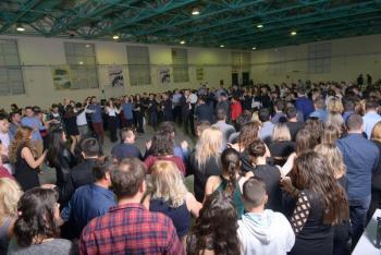 Κοπή Πίτας 2017 της Νεολαίας Βορειοηπειρωτών