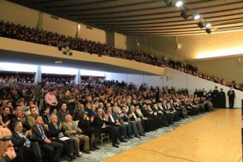 H Θεσσαλονίκη τίμησε σε μεγαλειώδη εκδήλωση τον επίσκοπο του χρέους και της θυσίας, Σεβαστιανό