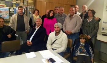 Ίδρυση συλλόγου Ομογενών Κορυτσάς Αθήνας