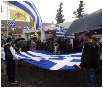 Βουλιαράτι-Στρατιωτικό νεκροταφείο Ελλήνων πεσόντων