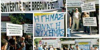Ζητούν και τα ρέστα οι Αλβανοί για τις κατεδαφίσεις στην Χιμάρα – Κάλεσαν για διευκρινίσεις την Πρέσβυ της Ελλάδας στα Τίρανα